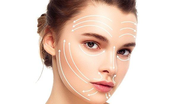 ο ιδανικος τρόπος εφαρμογής των καλλυντικών κρεμών στο δέρμα
